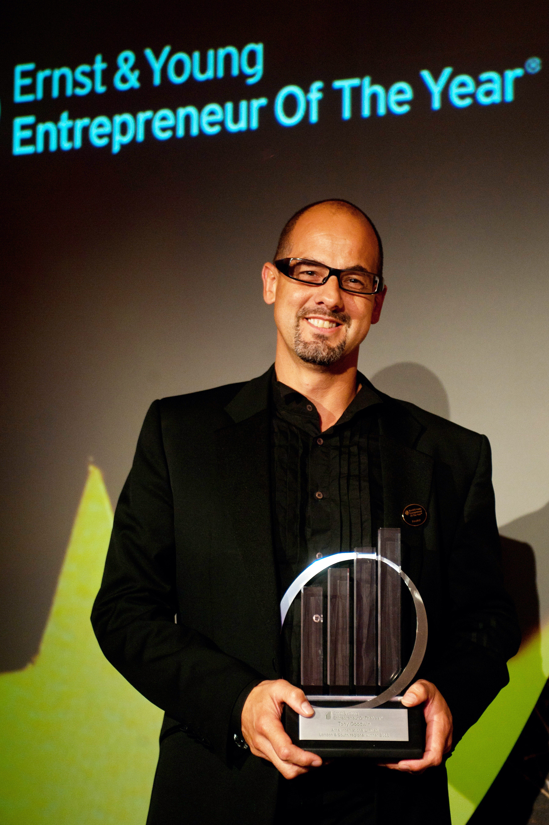 Tony Goodwin - E&Y 2011